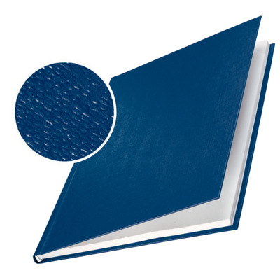 Leitz binding cover: Hard Covers - Blauw