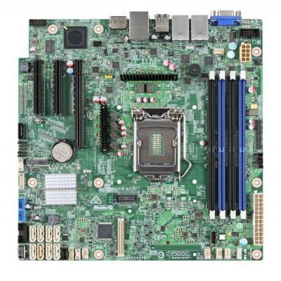 Intel server/werkstation moederbord: Server Board S1200SPL