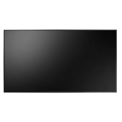 "AG Neovo 74.5"" LED-Backlit TFT LCD, 3840 x 2160, 410 cd/m², 1200:1, 5ms, RMS 20W Public display - Zwart"