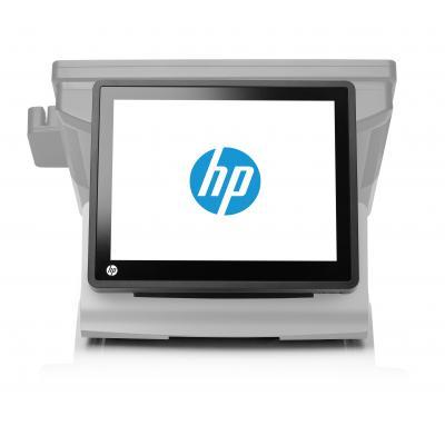Hp POS terminal: rp Retail RP7 10,4-inch display voor de klant - Zwart