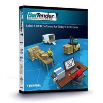 Seagull barcoderingssoftware: BarTender Enterprise Automation, 10u