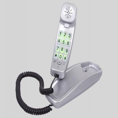 Fysic dect telefoon: FX-3000 - Grijs
