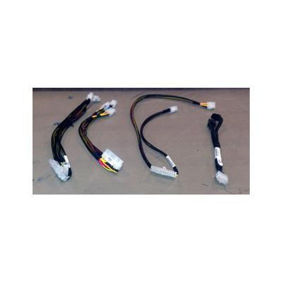 Hewlett Packard Enterprise Power cable kit - Includes 8-bay SFF drive cage power cable, 8-bay .....