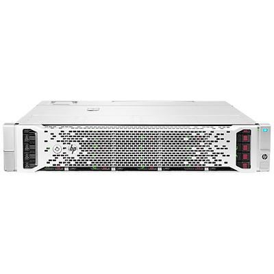 Hewlett Packard Enterprise D3700, 25TB SAN - Aluminium
