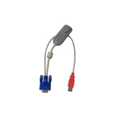 Raritan Paragon II USB CIM Kabel adapter - Grijs