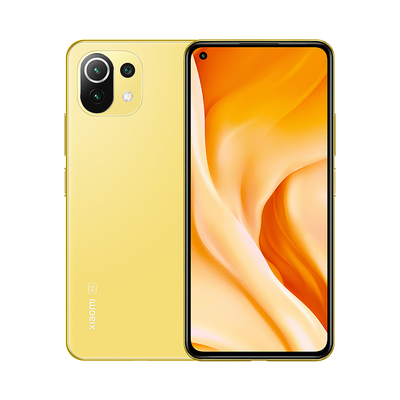 Xiaomi MI 11 LITE 5G Smartphone - Geel 128GB