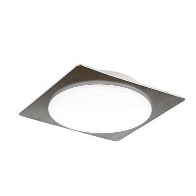Opple lighting plafondverlichting: Hera - Roestvrijstaal, Wit