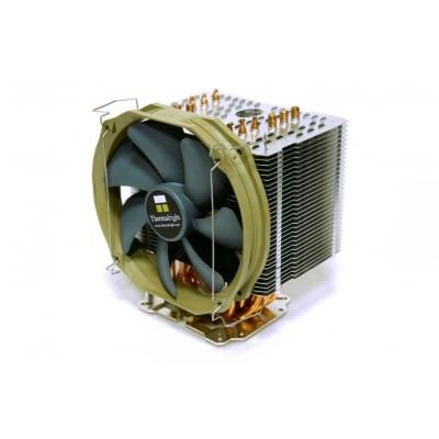 Thermalright Hardware koeling: HR-02 MACHO, 6mm heatpipe 6 units, 900~1300RPM, 4 Pin