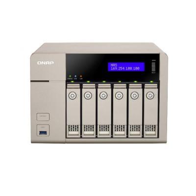 QNAP TVS-663-4G NAS