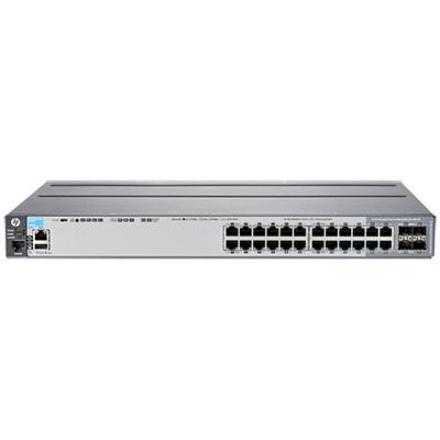 Hewlett Packard Enterprise 2920-24G Switch - Grijs