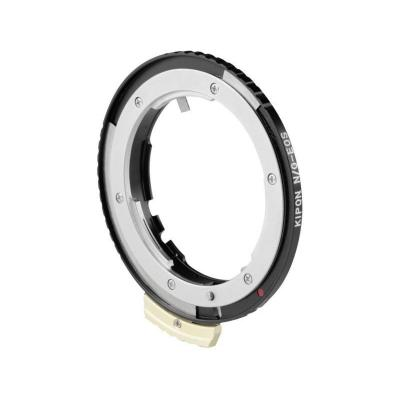 Kipon lens adapter: Adapter Nikon G - Canon, Black - Zwart