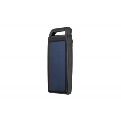 Xtorm batterij: Hybrid Solar Bank 4x (10.000 mAh)