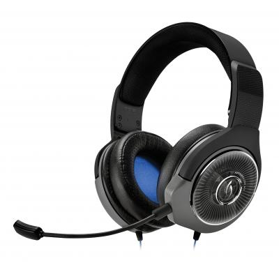 Afterglow koptelefoon: - AG 6 Wired Headset (Zwart)  PS4