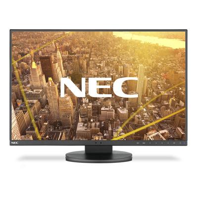 NEC MultiSync EA245WMi-2 Monitor - Zwart