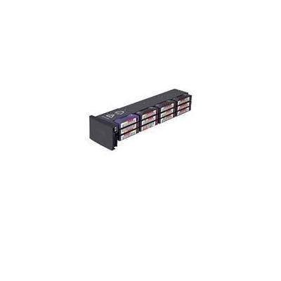 Tandberg data tape array: 12 Slot Tape Magazine - Zwart