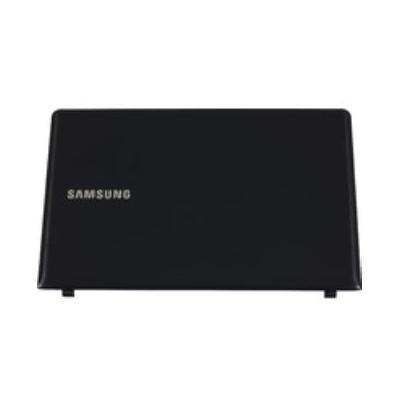 Samsung LCD Back Cover, Black Notebook reserve-onderdeel - Zwart