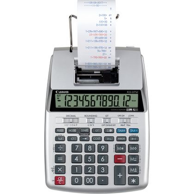 Canon P23-DTSC Calculator - Zilver