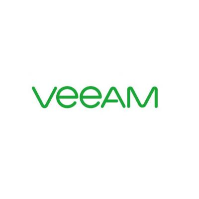 Veeam V-VBRSTD-0I-SU1YP-00 software licentie