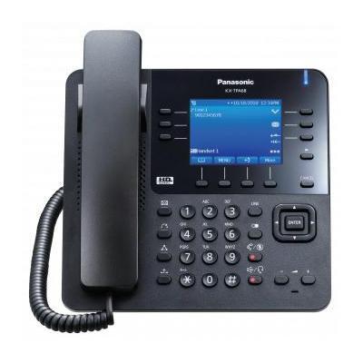 Panasonic KX-TPA68 IP telefoon - Zwart