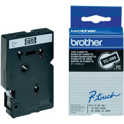 Brother Labeltape 9mm Labelprinter tape