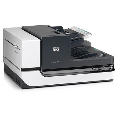 HP scanner: Scanjet N9120 Document Flatbed Scanner