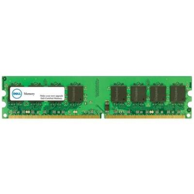 Dell RAM-geheugen: 8GB, DDR4 SDRAM, 2133MHz, Non-ECC, DIMM 288-pin, 1.2V - Groen