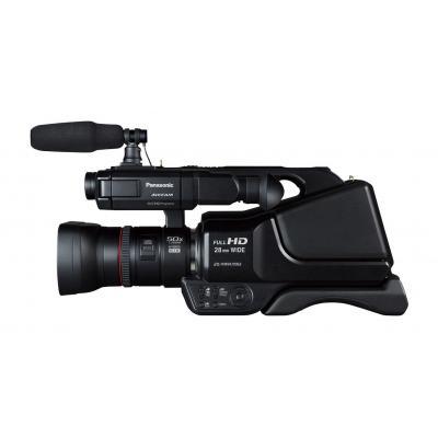 Panasonic digitale videocamera: AG-AC8 - Zwart
