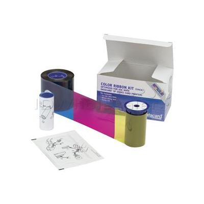 DataCard YMCKT Colour Ribon Kit for the SD260 650 Images Printerlint