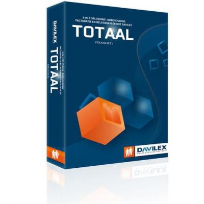 Davilex financiele analyse-software: Totaal