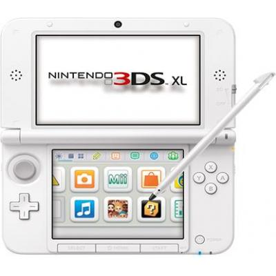 Nintendo portable game console: New 3DS XL - Wit
