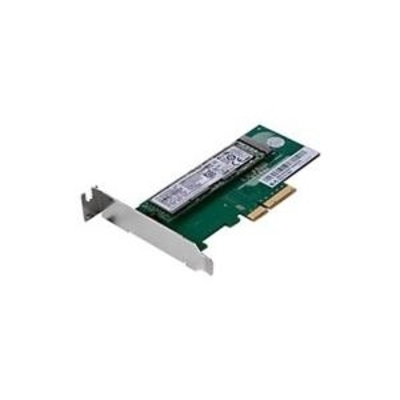 Lenovo M.2.SSD Adapter-high profile Interfaceadapter - Groen