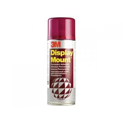 3m lijm: Lijmspray Display Mount/bus 400ml