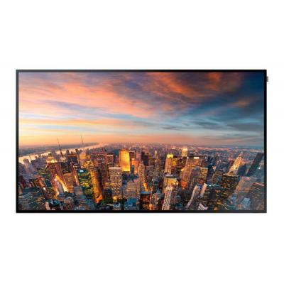 "Samsung public display: FHD Large Format Display 82"" DM82D - Zwart"