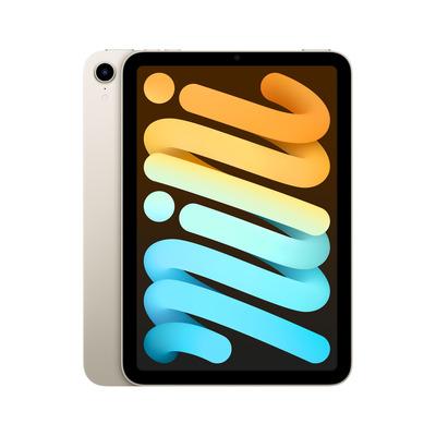 Apple iPad mini (2021) 8.3-inch Wi-Fi 64GB Starlight Tablet - Zilver