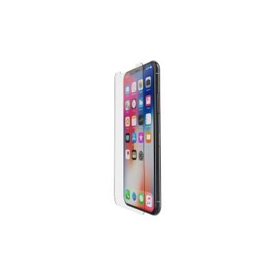 Belkin screen protector: ScreenForce InvisiGlass Ultra Screen Protection, Apple iPhone X