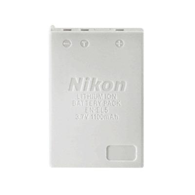 Nikon EN-EL5 Li-Ion Battery Pack - Grijs