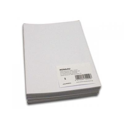 Aurora tekenpapier: Papier Minister dubbel A4 blanco/pak 240