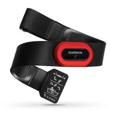 Garmin hartslagmeter: HRM Run - Zwart, Rood