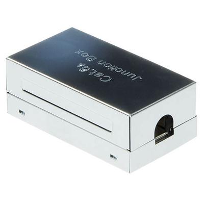 ACT Junctionbox shielded CAT6A - Zilver