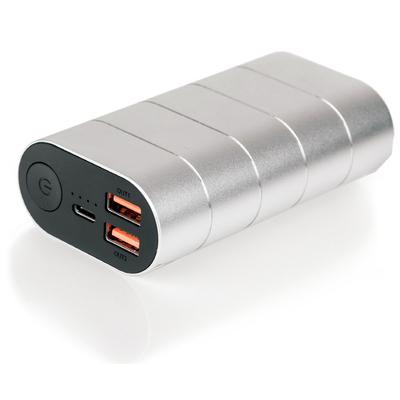 Verbatim 49574 Powerbank - Zilver