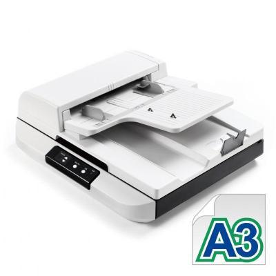 Avision AV5400 Scanner - Wit