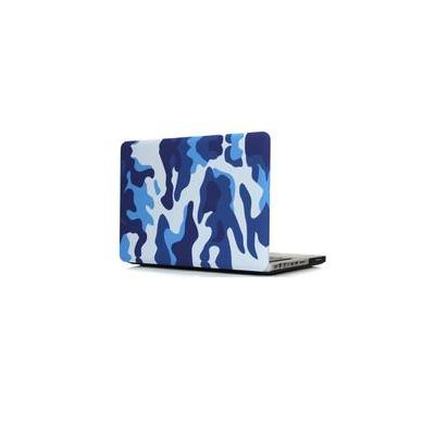 "Estuff laptop accessoire: SatinShell for MacBook 13"" Air Sea Warrior - Camouflage"