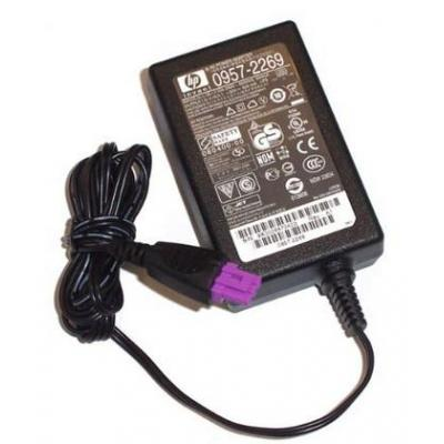 HP Power Module 30W  Refurbished netvoeding - Zwart