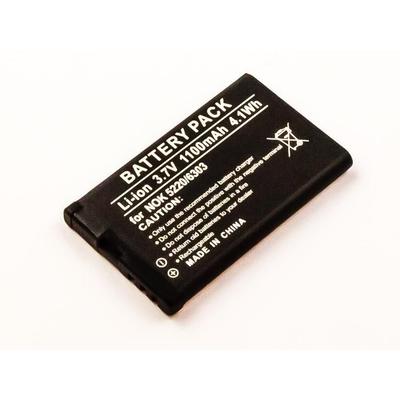 CoreParts MBXNOK-BA0017 Mobile phone spare part - Zwart