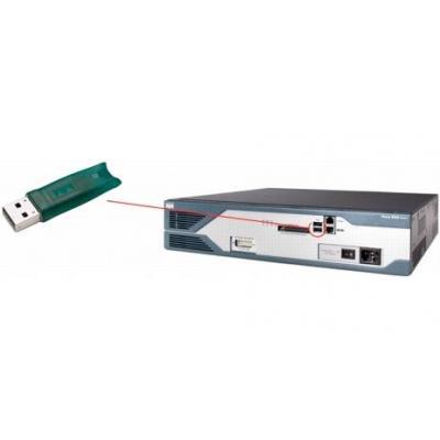 Cisco networking equipment memory: 16GB USB