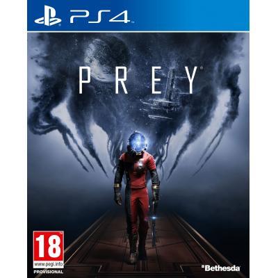 Bethesda game: Prey (2017)  PS4