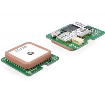 Navilock NL-651EUSB GPS ontvanger module - Bruin, Wit