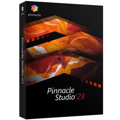 Pinnacle Studio 23 Grafische software