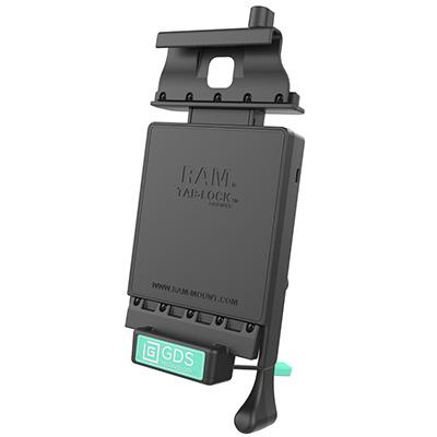 RAM Mounts RAM-GDS-DOCKL-V2-SAM12U Mobile device dock station - Zwart