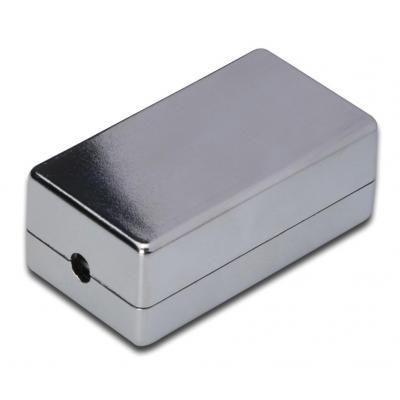 Assmann electronic modulaire apparaataccessoire: Con module f Twisted Pair cbls - Metallic
